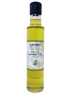 Carwari Sesame Oil Cold Pressed 250ml