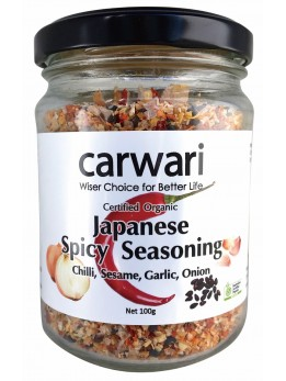 Carwari Japanese Spicy Seasoning 100g