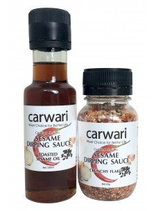Carwari Sesame Dipping Sauce Sets 65g/100mls