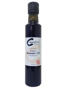 Carwari Sesame Oil Toasted 250ml