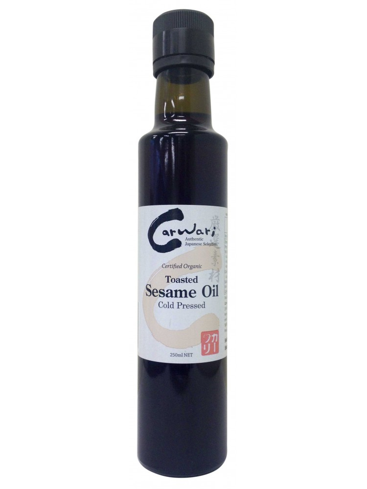 how to make toasted sesame oil