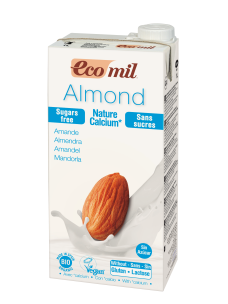 Ecomil Almond Sugar free & Calcium  1L