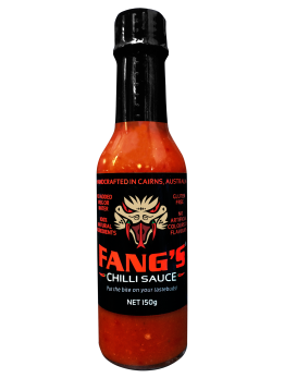 Fang's Chilli Sauce 100% Natural Ingredients
