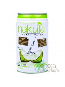Nakula Organic Coconut water 12x330mls