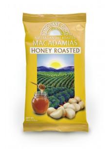 Suncoast Gold Macadamia Nuts Honey Roasted 75g