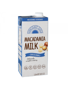 Suncoast Gold Macadamia Milk Original 1x1L