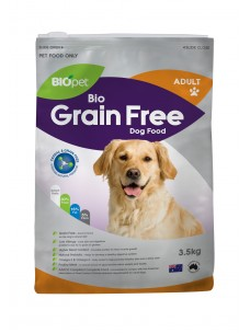 Biopet Dog food Grain free 3.5kg