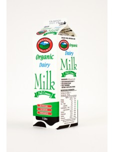 Organic Valley FRESH MILK Full Cr 1x1lt