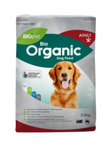 Biopet Organic Adult dogfood 3.5kg