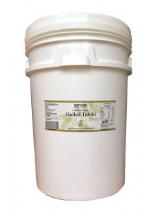 Carwari Hulled Tahini 18kg Drum