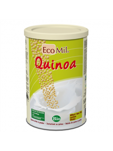 Ecomil Instant Quinoa Powder 400g  Best Before 12/7/18