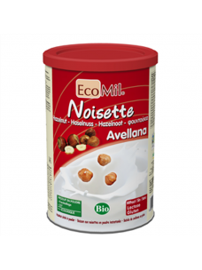 Ecomil Instant Hazelnut Powder 400g  Best Before 12/7/18