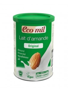Ecomil Instant Almond Powder Original 400g