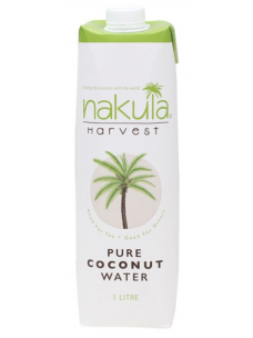 Nakula Coconut Water  12 x 1L