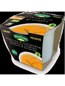 NaturGreen Soup Cups Pumpkin & Coriander 6 x 310g