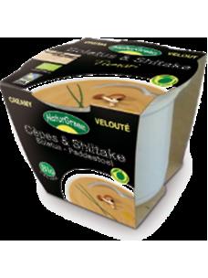 NaturGreen Soup Cups Shitake 6 x 310g