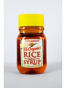 Pure Harvest Rice Malt Syrup Squeeze bottle 500g