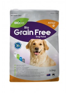 BioPet Adult Dog Food Grain Free 13.5kg