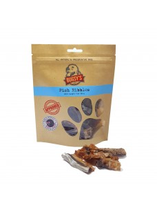 Bugsy's Fish Nibbles Wild caught Queenfish Jerky 80g