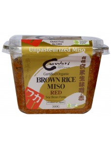 Carwari Brown Rice Red Miso 300g