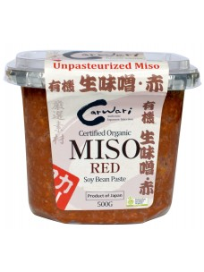 Carwari Red Miso 500g
