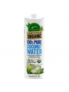 Chefs Choice Organic Coconut Water 8x1L