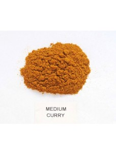 Organic Curry Powder Mild 1kg