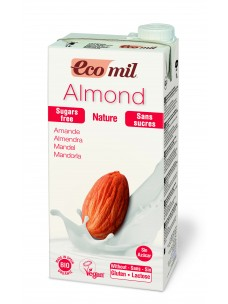 Ecomil Almond Sugar free Drink  1L