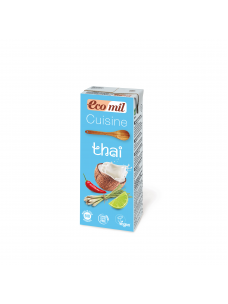 Ecomil Cuisine Thai (Cooking cream) 200mls