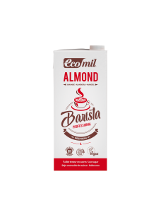 Ecomil Barista Almond Milk Low Sugar 1L