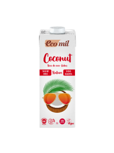 Ecomil Coconut SugarFree Drink 1L