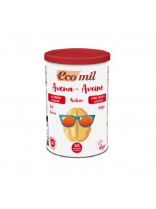 Ecomil Unsweetened Instant Oat milk 400g