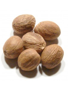Organic Nutmeg Shelled 500g