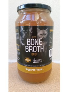 OrganicPaws Bone Broth 1L