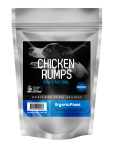 OrganicPaws Chicken Rumps 900g