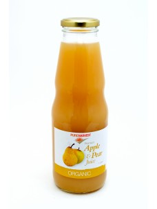 Pure Harvest Org Apple & Pear Juice 1lt