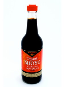 Pure Harvest Organic Shoyu 500ml