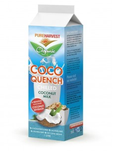 Pure Harvest Coco Quench Chilled 1L