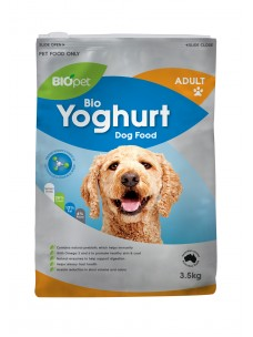Biopet Yoghurt Adult dogfood 3.5kg