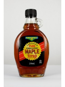 Pure Harvest Org Maple Syrup 250ml
