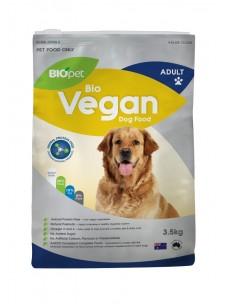 Biopet Vegan dogfood 3.5kg