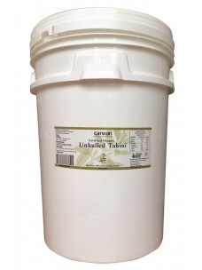 Carwari Unhulled Tahini 18kg drum