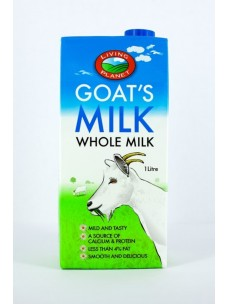 Living Planet L/Life Goats Milk 1x1L