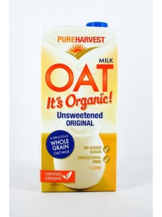 Pure Harvest  Org Oat Milk 12x1lt