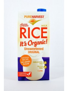 Pure Harvest Org Rice Dream 12x1L